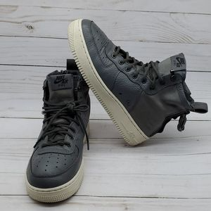 NIKE AIR FORCE 1 MID YOUTH/WOMEN SHOES